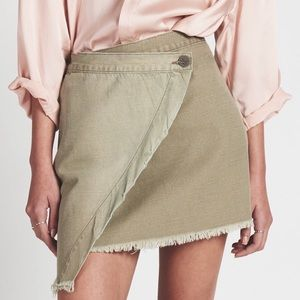 One Teaspoon Militaire Wild Thing Skirt